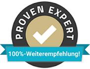 D&O Proven Expert profil