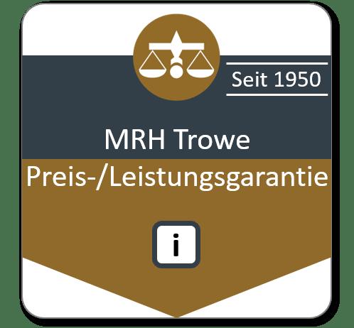 MRH TRowe D&O Preis-Leistungsgarantie